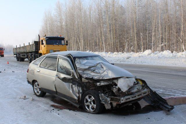 Всего за минувшие сутки на дорогах региона произошло четыре аварии