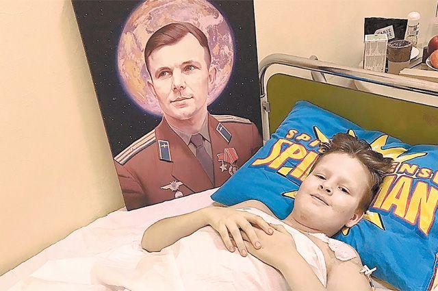 «Гагарину было так же страшно, одиноко и темно, когда он летел в неизвестность». Аркадий спустя почти 3 месяца после трагедии.
