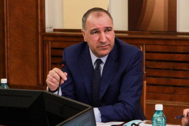 Председатель комитета Заксобрания по транспортной политике Майис Мамедов
