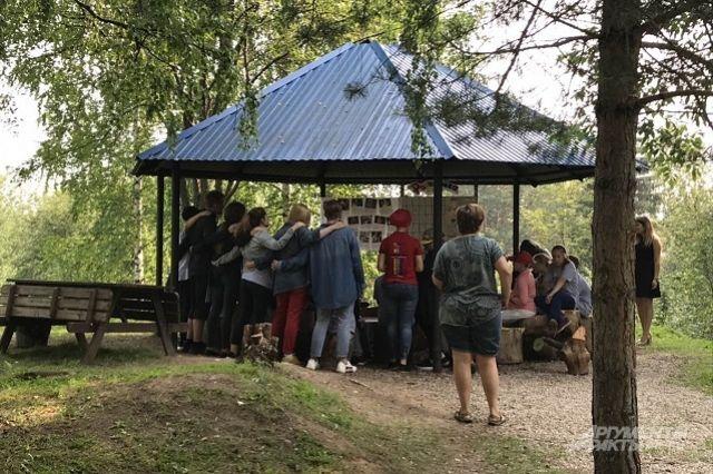 Прокуратура провела проверку в лагере палаточного типа «Белогорская дружина» (Кунгурский район).