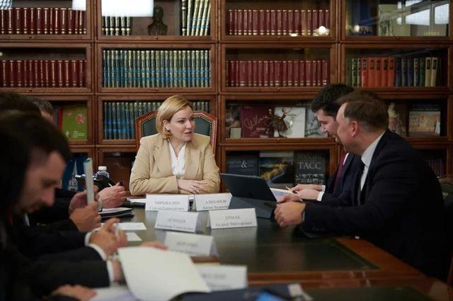 Области нужны деньги на реконструкцию Янтарной мануфактуры