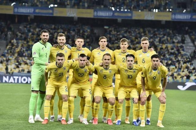 Cборная Украины начинает путь на ЧМ-2022