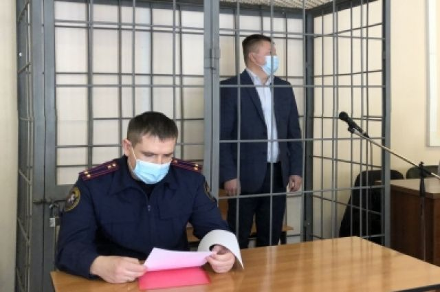 10 марта министра задержали.
