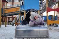 В Салехарде до сентября построят три детских игровых площадки