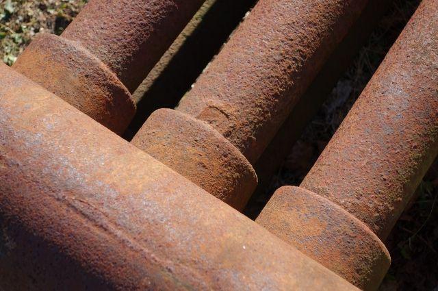 В поселке Переволоцком из-за перемерзания труб 100 жителей остались без водоснабжения.