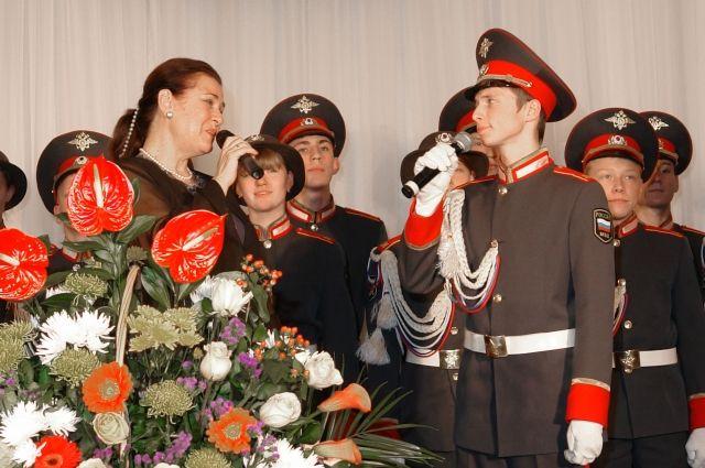 С Валентиной Толкуновой пермские кадеты дружили много лет.