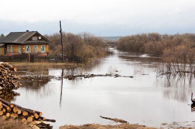 Из-за капризов погоды во время весеннего паводка могут быть затоплены дома в 38 муниципалитетов.