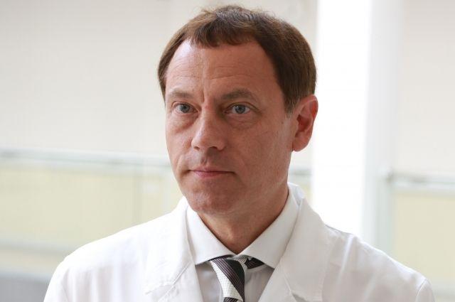 Андрей Модестов руководил учреждением более 10 лет.
