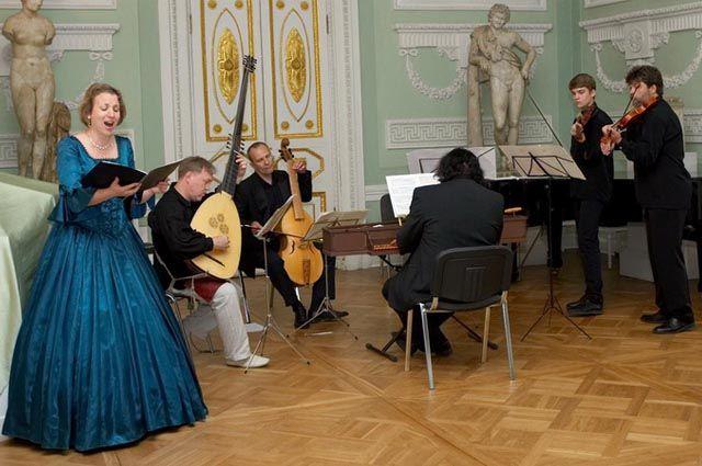 В субботу в Пермской филармонии состоится открытие I фестиваля аутентичной музыки.