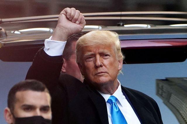 CNN потерял часть аудитории после ухода Трампа из Белого дома - СМИ