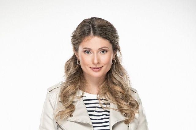 Ведущая Анастасия Кошман.