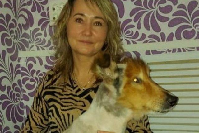 Помимо Макса у Люции Мухаметхановой есть еще семь собак