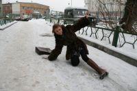 В некоторых районах Оренбуржья ожидается гололед и плохая видимость из-за тумана.