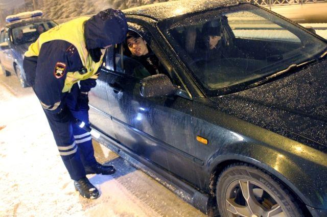 Проверки на дорогах начались в пятницу, 19 марта.