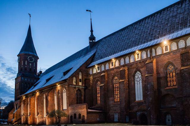 В Кафедральном соборе состоится пройдет фестиваль «Баховские дни»