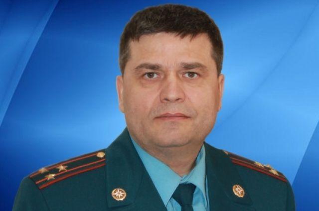 Андрея Бабинцева назначили начальником ГУ МЧС по Пермскому краю в июне 2018 года.