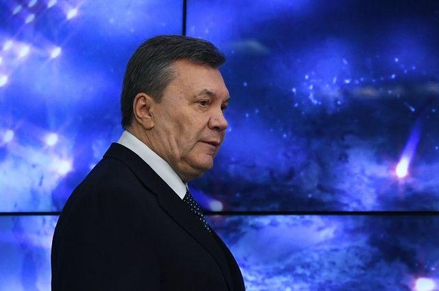 На Украине ввели максимальные санкции против Януковича