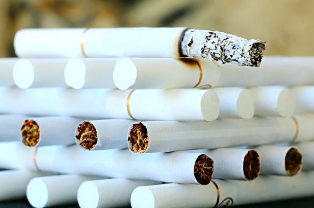 В Орске в ходе рейда изъяли более 9 тысяч пачек немаркированных сигарет.