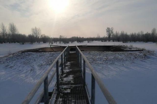 Исследования проводятся на одной из ниток газопродуктопровода «СибурТюменьГаза»
