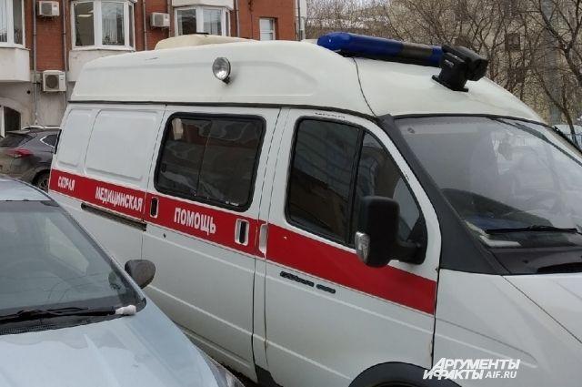 ДТП произошло около 8 часов утра на улице Почтовой.