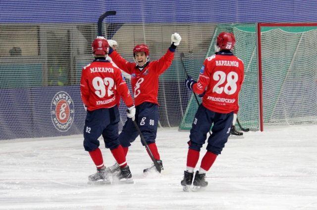 Алмаз Миргазов забил два победных гола.