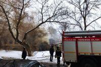 На пожаре в переулке Почтовом в Оренбурге 20 марта погибла 54-летняя женщина.