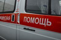 Две пассажирки получили травмы.