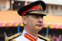 Начальник британского генерального штаба Марк Карлтон-Смит.