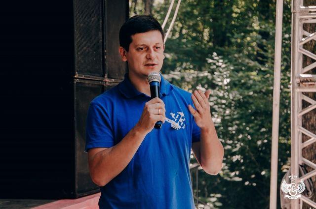 Дмитрий Завертаный - тренер-преподаватель по лёгкой атлетике ДЮСШ №1 МО Динской район.