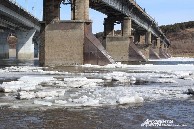 В этом году синоптики прогнозируют ледоход раньше многолетних ежегодных сроков.