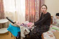 8-летняя Анисья страдает тяжелыми эпилептическими приступами. В хосписе ей становится легче