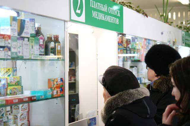 Сейчас в республике функционируют 57 государственных аптек.