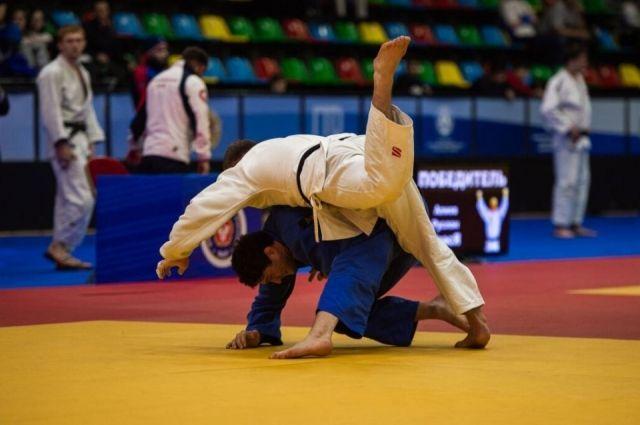 Среди такого большого количества участников две призовые медали забрали дзюдоисты из Красноярска.