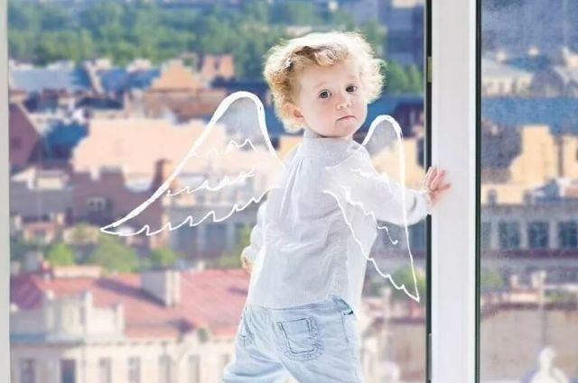 Берегите детей – они не умеют летать.