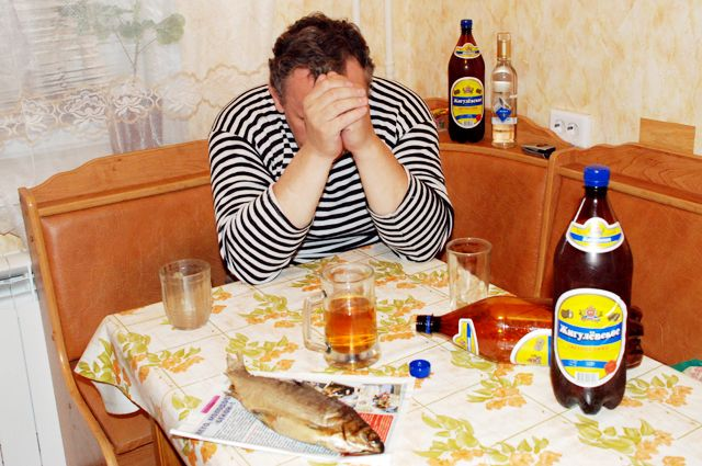 Отказаться от спиртного способны самые закоренелые алкоголики. Было бы желание...