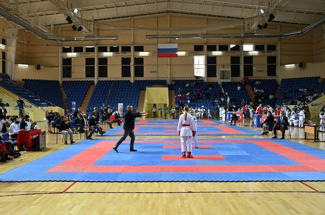 Лучшие спортсмены смоленского турнира отправятся на Первенство России.