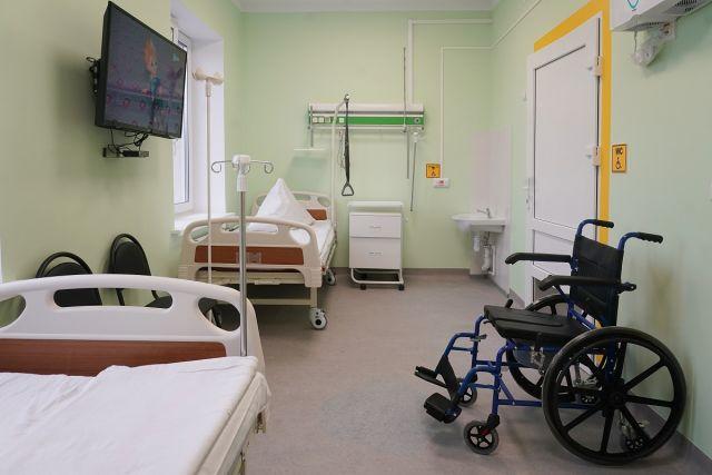 В Детской областной больнице после ремонта открылось отделение неврологии