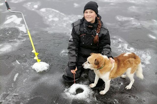 Галина верит, что самый крупный улов в её жизни  ещё впереди.