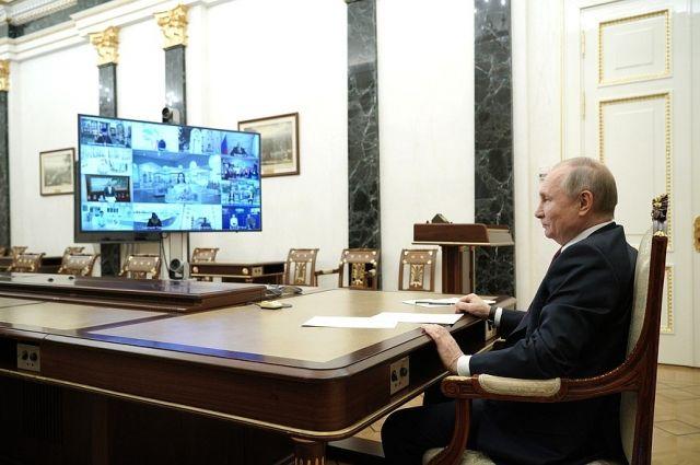 Путин подписал закон, регулирующий деятельность детских школ искусств