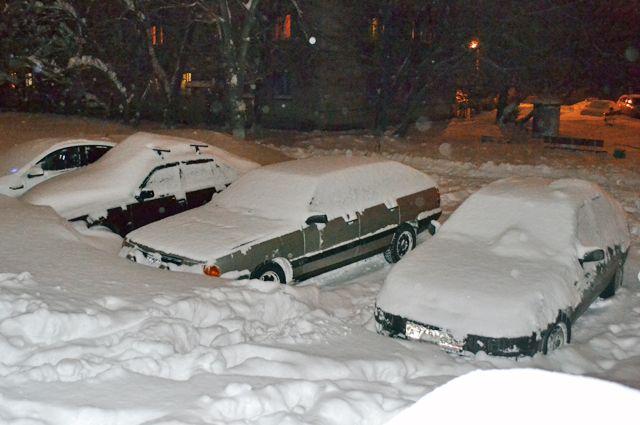 Самый сильный снегопад за последние 50 лет в Волгоградской области был зафиксирован в декабре 2013 года.