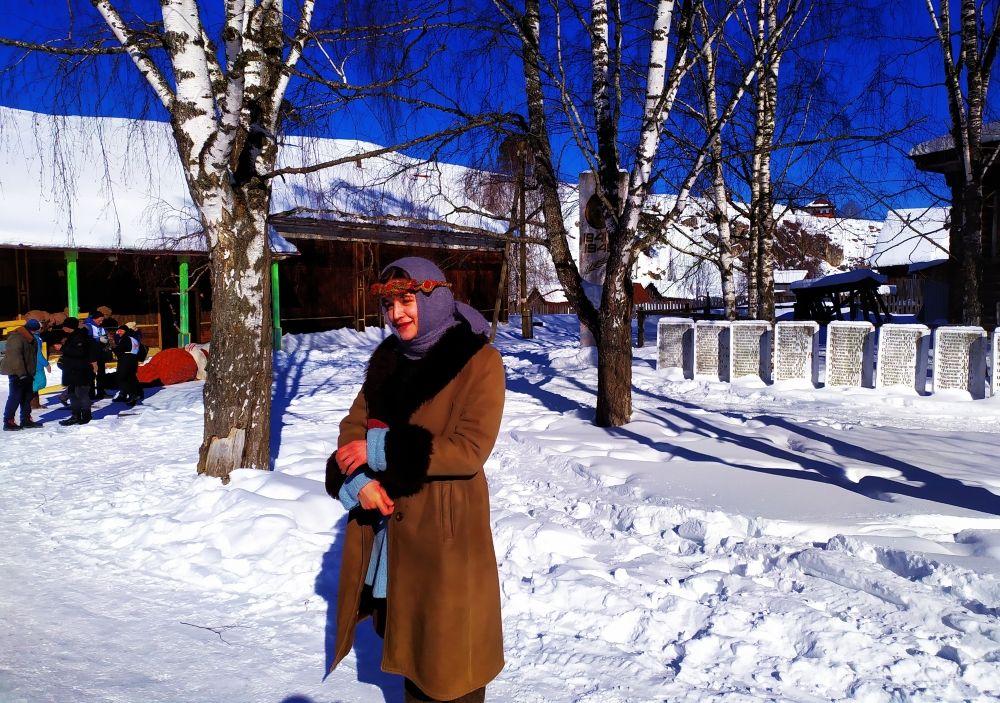 Елизавета Янковская исполняет роль Анастасии - жены Петра. По словам актрисы, съёмки в Кын-Заводе - словно возвращение в атмосферу детства.