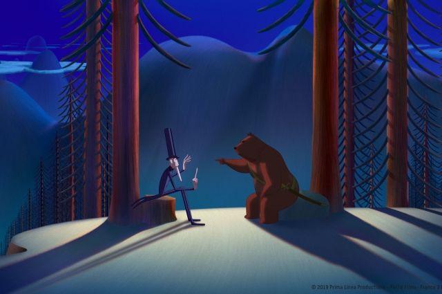 Лучшие мультфильмы покажут в Красноярске.