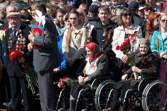 Депутаты Башкирии приняли законопроект о детях войны