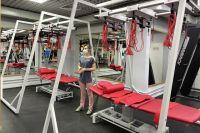 В отделении закуплены специальные тренажёры, в том числе Бубновского и RedCord (оборудование для кинезиотерапии).