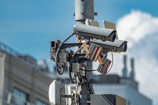 За 2020 год с помощью камер видеонаблюдения вынесено 100 тыс. постановлений о нарушениях правил дорожного движения на 75 млн рублей.