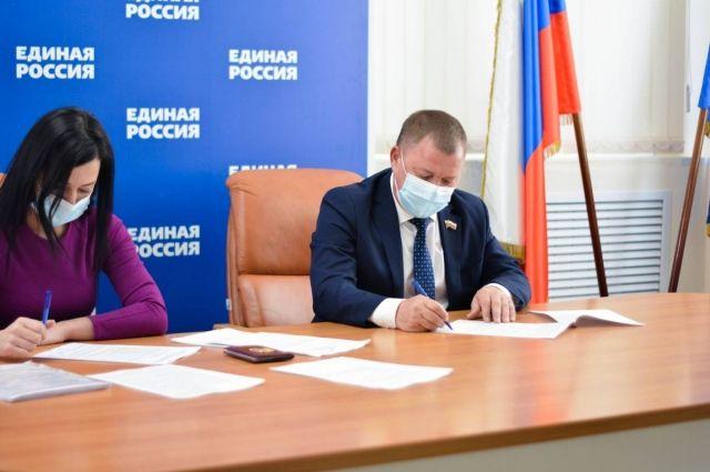 Депутаты и общественники: в Оренбуржье продолжается регистрация на участие в предварительном голосовании.