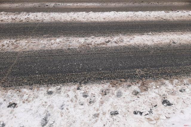 В МАУ «Оренбургсервис» не заботились о своевременной очистке от снега вверенных предприятию территорий.