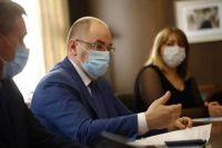 Степанов требует от УЗ принимать в свои больницы COVID-больных.