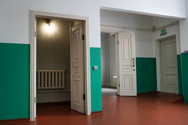 В музее-квартире Юрия и Валентины Гагариных выполнили основные реставрационные работы.
