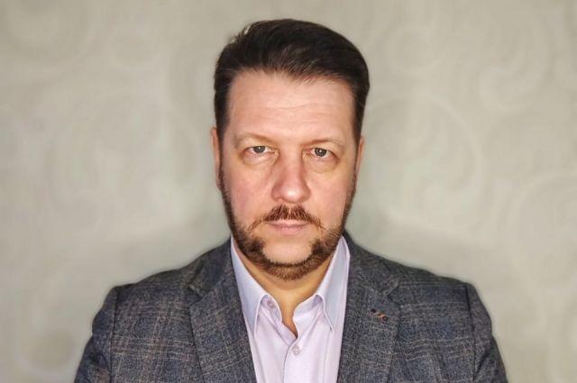 Константин Крохмаль, руководитель общественной системы «Обеспечение безопасности дорожного движения».